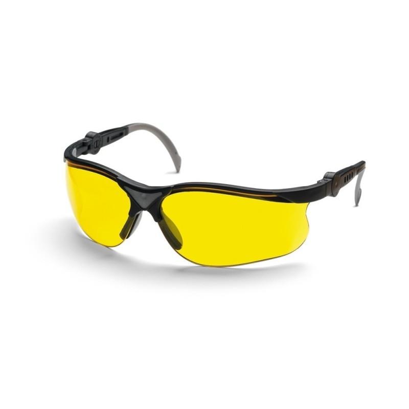 Husqvarna okulary ochronne zolte X