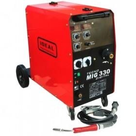 Ideal Półautomat Spawalniczy Tecnomig 330 4x4 Digital 330A