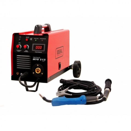Ideal Półautomat Spawalniczy Tecnomig 215 MMA Digital 200A