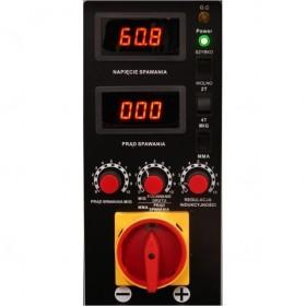 Ideal Półautomat Spawalniczy V MIG 280 4x4 Digital MMA