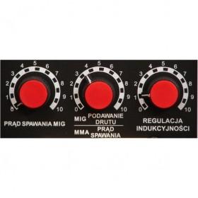 Ideal Półautomat Spawalniczy V MIG 330 4x4 Digital MMA